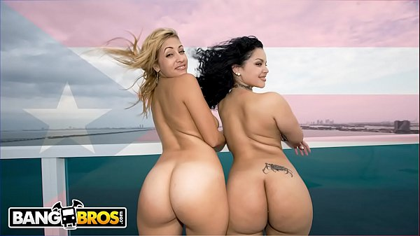 Phat puertorican asses naked