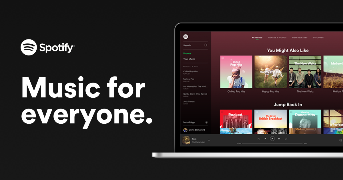 Spotify online sign in