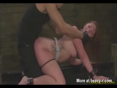Videos of women getting tied up naked