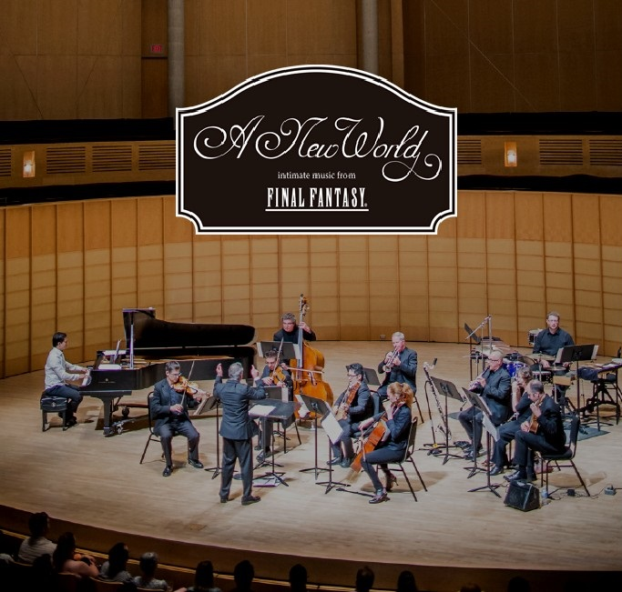 A new world intimate music from final fantasy