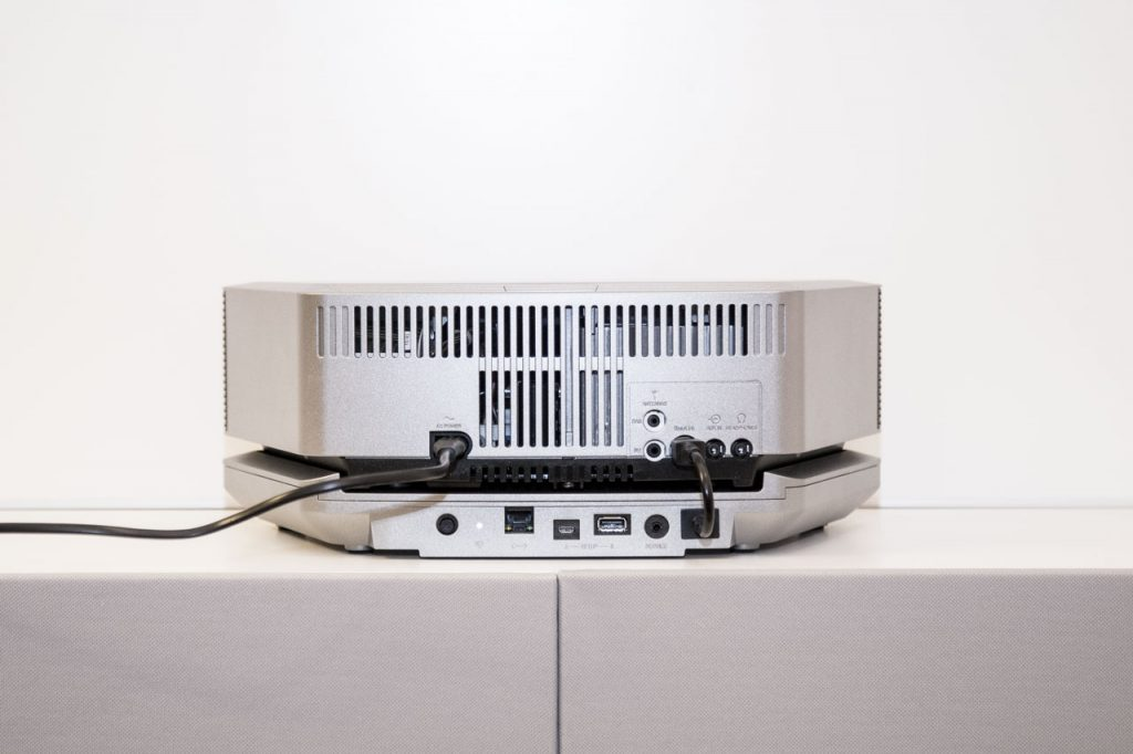 Bose new wave soundtouch music system iv