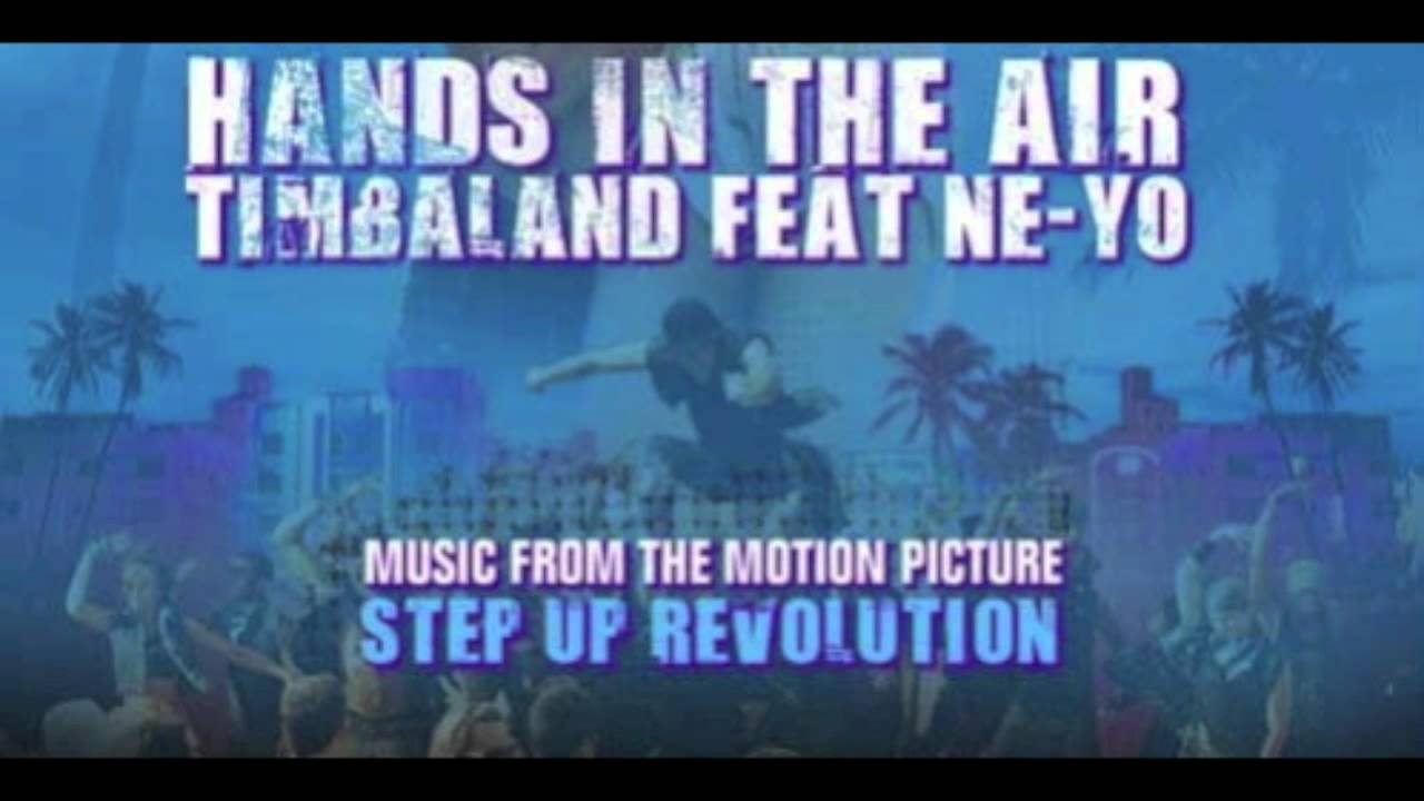 Hands in the air timbaland youtube