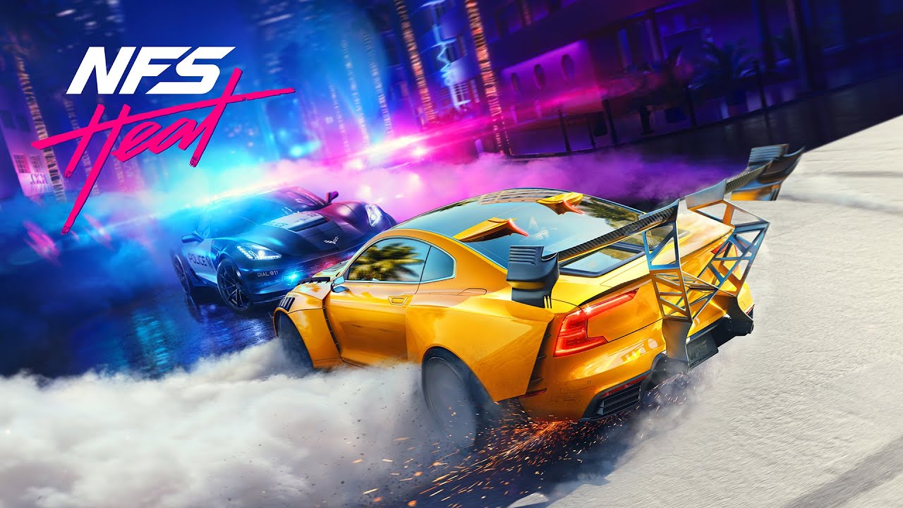 Need for speed hot trailer