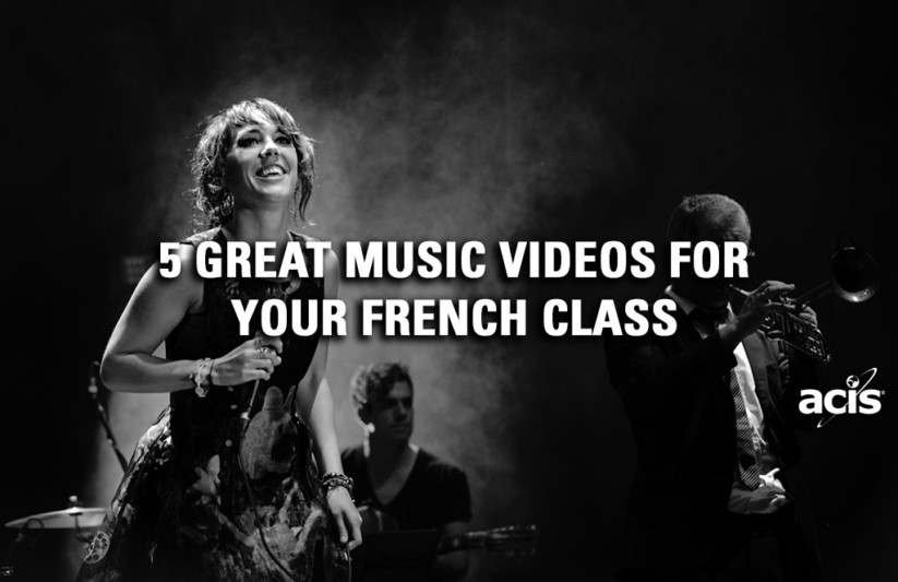 New french music videos