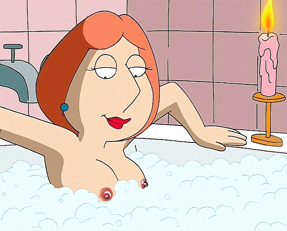 Wet naked lois griffin